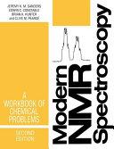 Modern NMR Spectroscopy