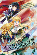 Death March to the Parallel World Rhapsody  Vol  10  manga
