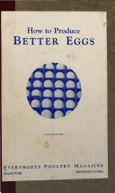 How to Produce Better Eggs