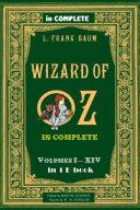 Wizard of Oz Pdf/ePub eBook