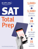 SAT: Total Prep: Online + Book