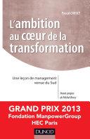 Pdf L'ambition au coeur de la transformation Telecharger