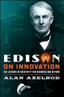 Edison on Innovation