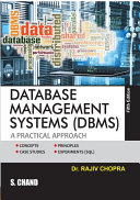 Database Management System  DBMS   A Practical Approach  5th Edition