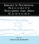 Israel's National Security Towards the 21st Century Pdf/ePub eBook