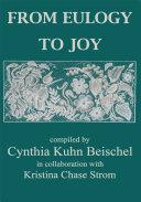 From Eulogy to Joy [Pdf/ePub] eBook