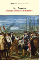 Lineages of the Absolutist State  Verso World History Series