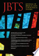 Journal Of Biblical And Theological Studies