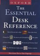 The Essential Desk Reference