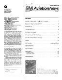 FAA Aviation News