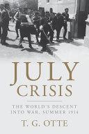 Pdf July Crisis