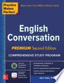 Practice Makes Perfect English Conversation Premium Second Edition Book