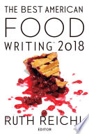 The Best American Food Writing 2018 Book PDF