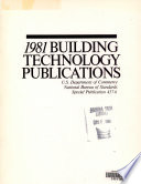 Building Technology Publications