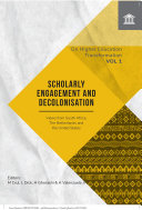 Scholarly Engagement and Decolonisation