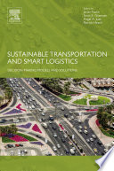 Sustainable Transportation and Smart Logistics Book
