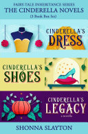 Fairy tale Inheritance Series  The Cinderella Novels  3 Book Box Set
