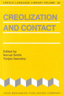 Creolization and Contact