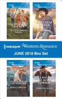 Harlequin Western Romance June 2018 Box Set