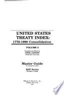 United States Treaty Index