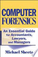 Computer Forensics Book
