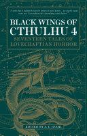 Black Wings of Cthulhu (Volume Four) Pdf/ePub eBook
