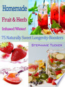 Homemade Fruit   Herb Infused Water