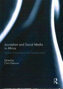 Journalism and Social Media in Africa