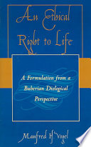 An Ethical Right To Life Book PDF