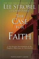 The Case for Faith Participant's Guide