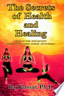 The Secrets of Health and Healing