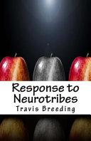 Response to Neurotribes