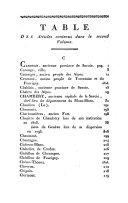 Dictionnaire historique, litteraire et statistique des départemens du Mont-Blanc et du Léman