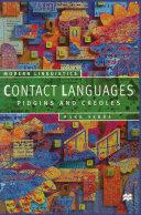 Contact Languages Pdf/ePub eBook
