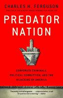 Predator Nation Book
