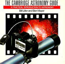 Cambridge Astronomy Guide