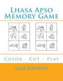 Lhasa Apso Memory Game