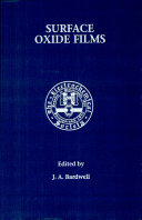 Proceedings of the Symposium on Surface Oxide Films