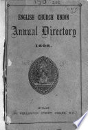 The Annual Directory of the English Church Union for the Year ...