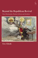 Beyond the Republican Revival Pdf/ePub eBook