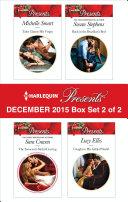 Harlequin Presents December 2015 Box Set 2 Of 2