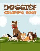 Doggies Coloring Book