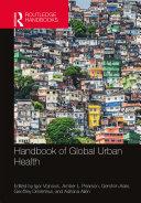Handbook of Global Urban Health [Pdf/ePub] eBook