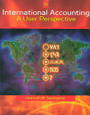 Cover of International Accounting