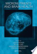Micronutrients And Brain Health Book PDF