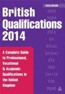 British Qualifications 2014
