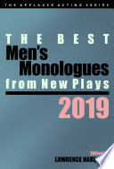 The Best Men S Monologues From New Plays 2019