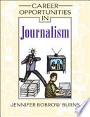 Career Opportunities in Journalism