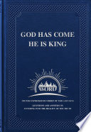 God Has Come  He Is King Book