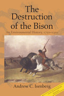 The Destruction of the Bison